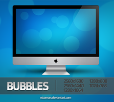 Bubbles by etcoman