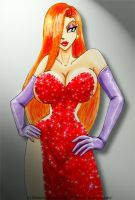 Jessica Rabbit by Vani-Fox