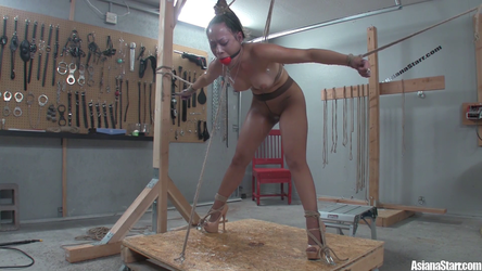 Grueling Situations Part 1 Screen Shot 1 by AsianaStarr