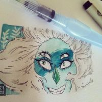 MALACHITE by stillosas