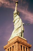 Lady Liberty by Nightrose64