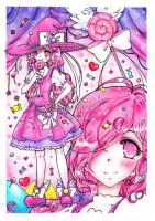 .:Candy Candy Yumi:. by PaperLillie
