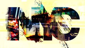 NYC by graphiqual