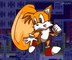 Classic Tails by DarkFulph1