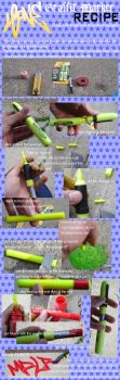 Graffiti Marker Tutorial by LB-ONE