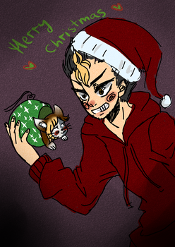 -- gift -- by IdiotApprentice