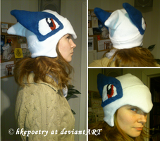 Lugia hat by hkepoetry
