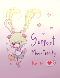 Support Moo-ternity with Ko-fi! by OfaMightDivine