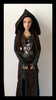 Kahlan Amnell Tonner Doll by Ailangel