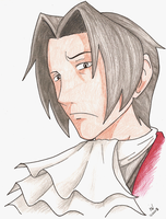 Edgeworth by Gaara0013