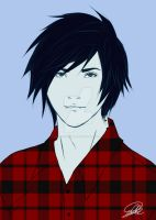 Marshall Lee by Peach-Cobbler