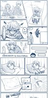OBSESSION (Drarry Comic) by arisa-chibara