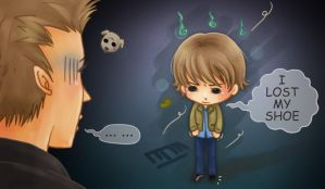 Supernatural 303 by howabout