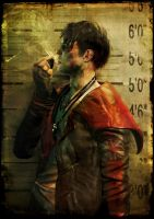New DMC Dante -sideview- by Dante584