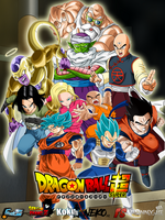Team Universe 7 - Universe Survival by ChronoFz