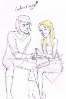 gale and madge by may12324
