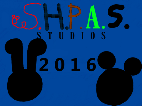S.H.P.A.S. Studios 2016 Logo by TrainboysArtwork