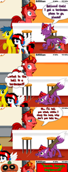 CMSN: The Problems Are Multifold by JasperPie