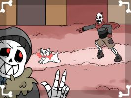 Little Papyrus by Kaitogirl