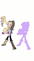 My design Fight falls Pacifica northwest by FlowersforJackie