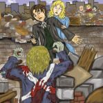 Z v LM: Marius and Cosette by RiderRRiddle