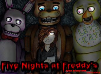 five nights at freddy's by 6HB