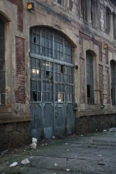 old factory_08 by BloodyArt-Stock