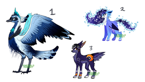 Adopts 1 Point Auction (CLOSED) by EmeraldParrot