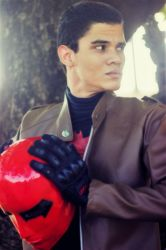 Jason Todd, The Red Hood -  The Way It Is by DashingTonyDrake