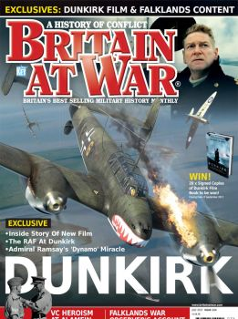 Britain At War Magazine issue July 2017 by rOEN911