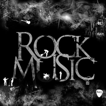 ROCK MUSIC by MaDuSa808