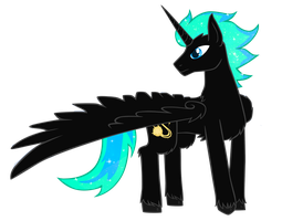 Commission: Timaeus by ForeshadowART