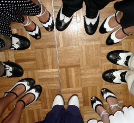Swing Shoes by pecaspers