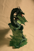 Ice Dragon 3 by XerStock