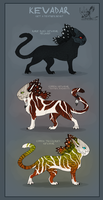 Adoptable Auction - Kevadar OPEN by Mikaley