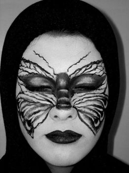 butterfly by makeupartist