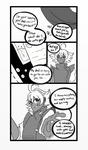 Meeting You(Chapter 2 page 13) by TheMadKatArtist