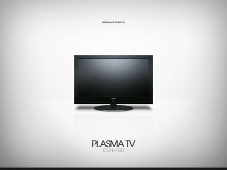 PLASMA TV by Bobbyperux
