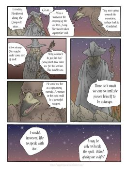 No Time For Tears! [Pg.33] by Michelangeline