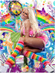 Maryse Ouellet by Graphfun