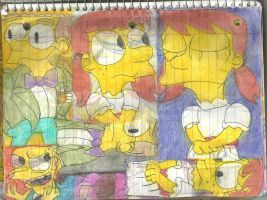 More of The Simpsons 1 by RozStaw57