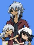 .:Tsubasa and his kids:. by YuzuErinaVictoria