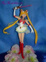 Super Sailor Moon by dragonwings83