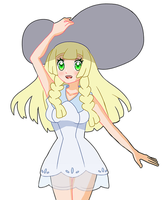 Lillie by TheFluffyHermit