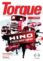 Hino Torque 10 cover by Jonny-Rocket