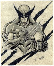 Wolverine Recycled by mdavidct