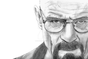 Breaking Bad- Walter White by ThePunketon
