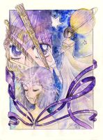 Legend of Saturn by silver-eyes-blue