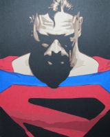 Superman - Alex Ross by Papergizmo
