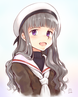 Tomoyo-chan~~ by CandideKun